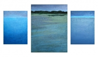 Waterscapes, Lake:18x24, Seas:10x15