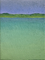 green lake 24x18cm