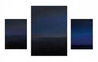 nightfalls 2x 18x13cm, 24x33cm