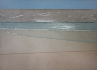 Baltic Sea - recycled, 190x270cm