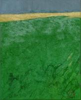 Landscape Green, Foieni, 40x50cm